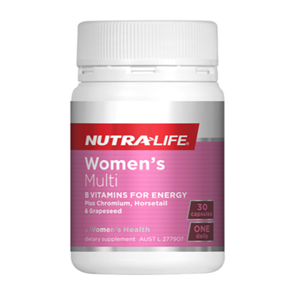 Nutralife 紐樂 女性綜合維生素 30粒