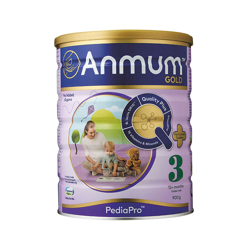 Anmum 安滿 3段 嬰兒配方奶粉 900克 適用于12個月以上寶寶