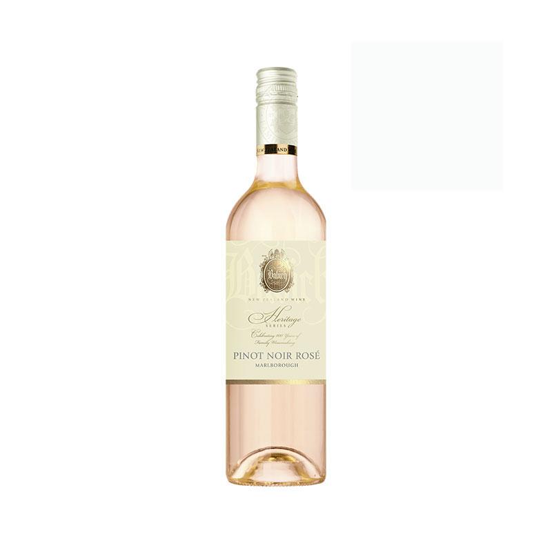 百祺 复古系列 马尔堡黑皮诺桃红葡萄酒 750ml 12.5%-13%vol 6瓶