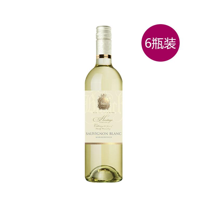 百祺 復古系列 馬爾堡長相思白葡萄酒 750ml 12.5%-13%vol 6瓶