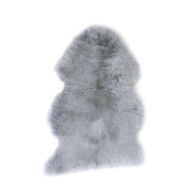 LITTLE AUSSIE 澳大利亞羊皮毯 高級灰