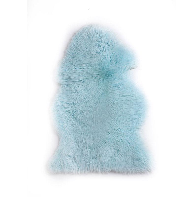 LITTLE AUSSIE 澳大利亞羊皮毯 海鹽藍