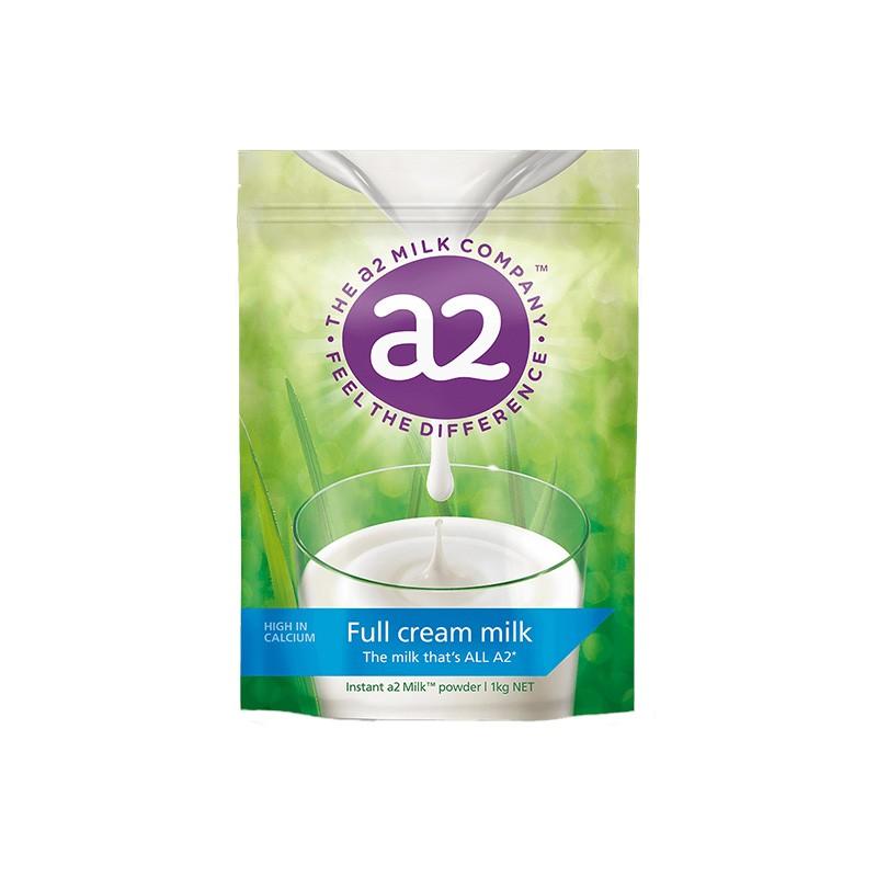 A2 新西兰全脂高钙成人奶粉 1kg