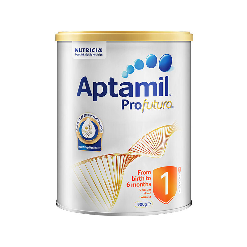 Aptamil 愛他美鉑金裝牛奶粉 1段 900克