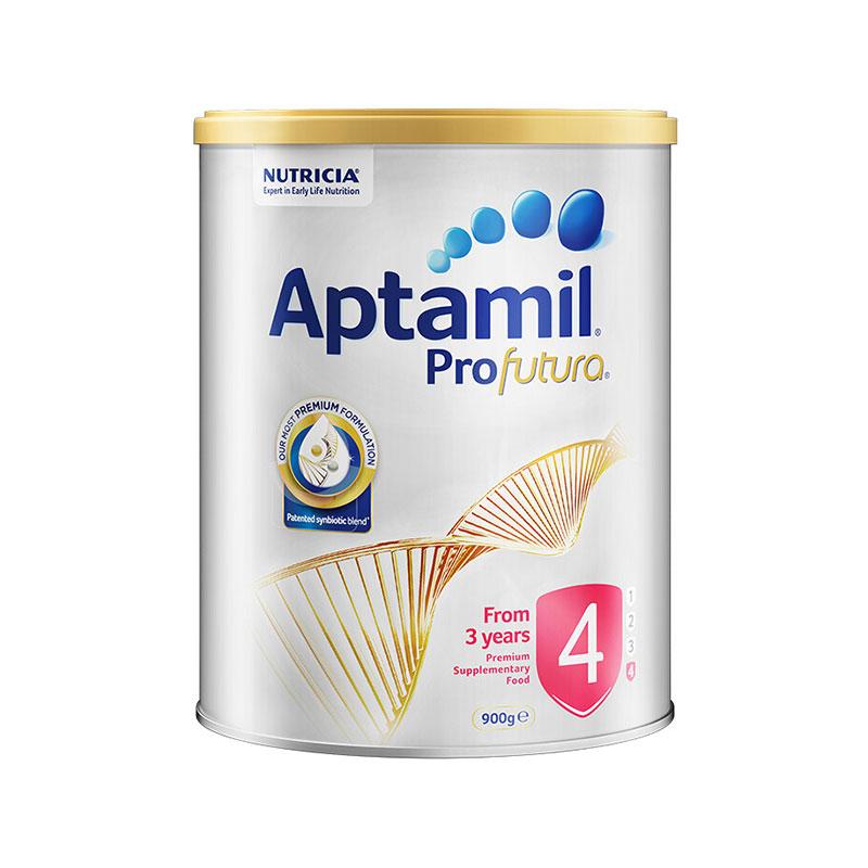 Aptamil 愛他美鉑金裝牛奶粉 4段 900克