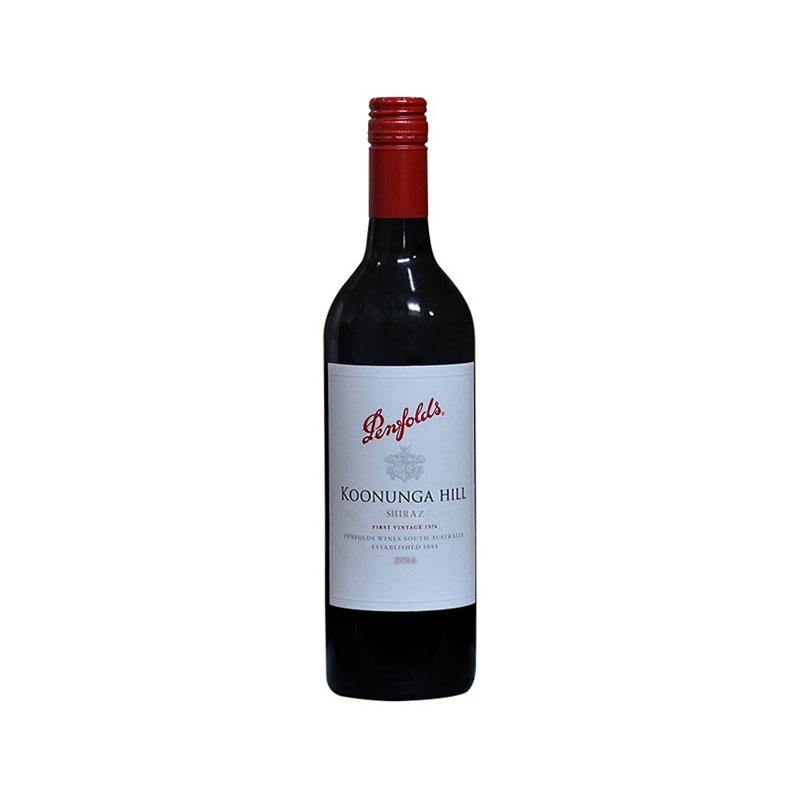 奔富 寇藍山 西拉赤霞珠干紅葡萄酒 2016/17 750ml*6瓶