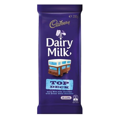 Cadbury吉百利 黑白混合巧克力 200g