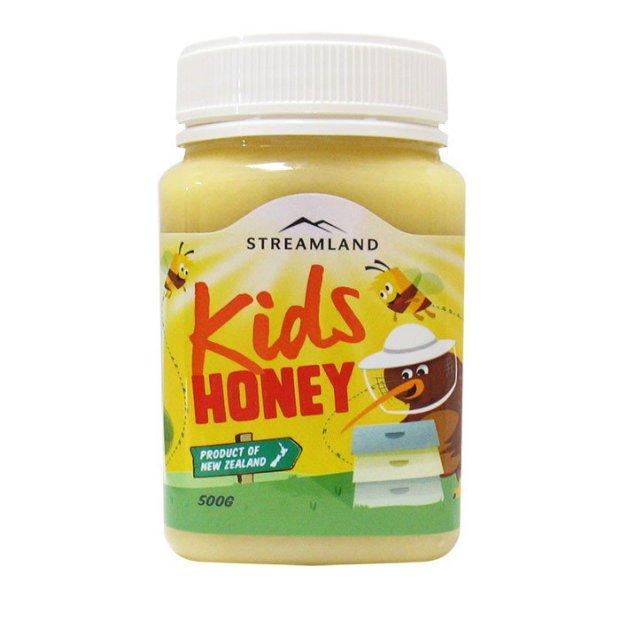 Streamland 新溪岛 天然有机儿童蜂蜜 500g 爸爸去哪儿同款