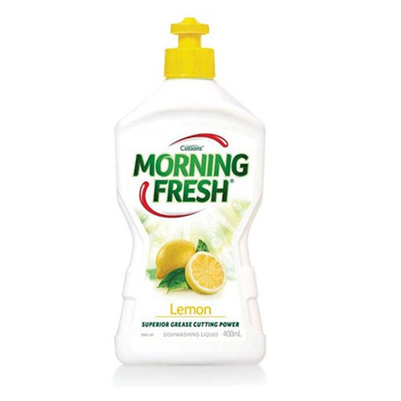 Morning Fresh 天然浓缩洗洁精 400ml 柠檬味