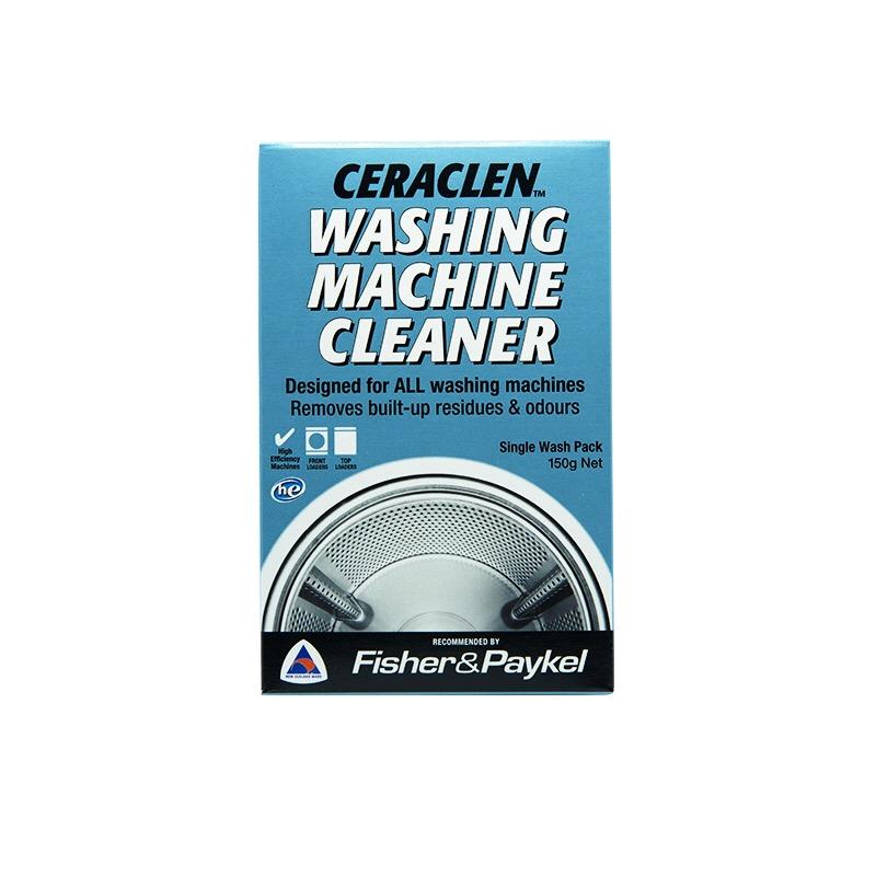 Ceraclen 洗衣機機槽清洗清潔劑 除垢除菌消毒粉 150g