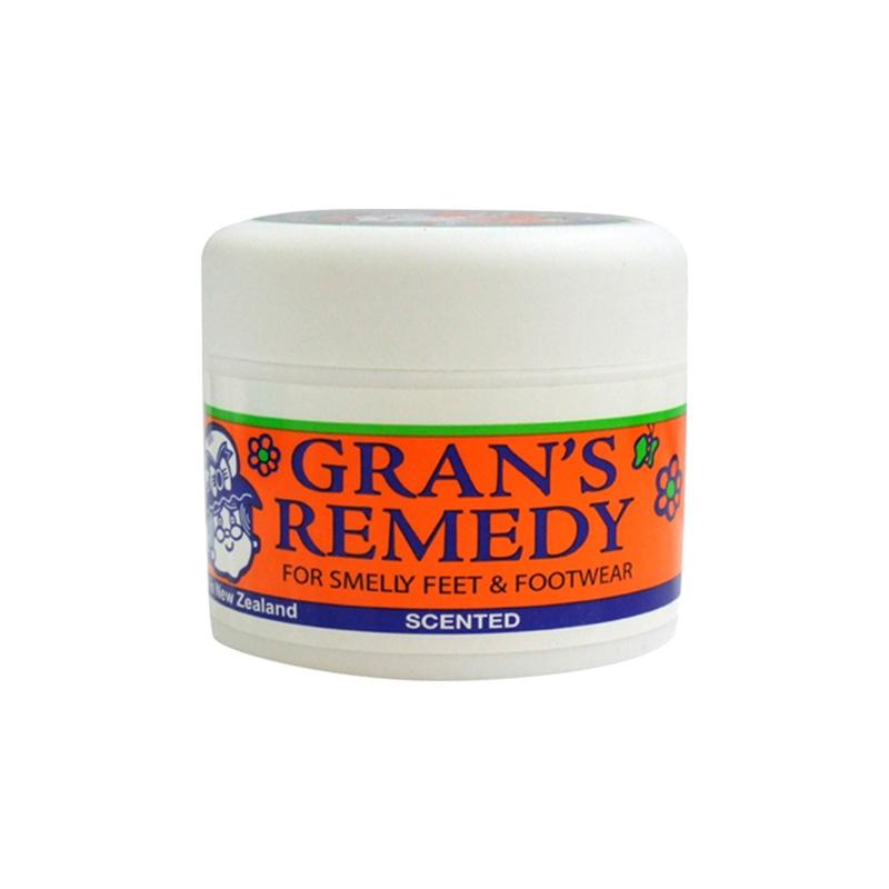 Gran's remedy 老奶奶 除腳臭粉 花香味 50g 臭腳粉