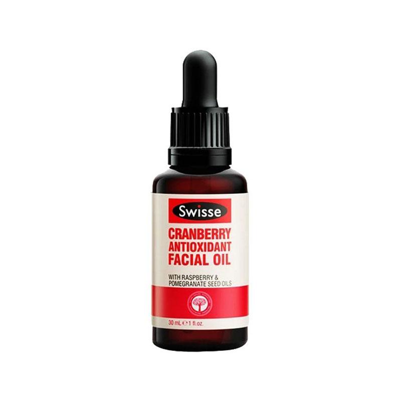 Swisse 蔓越莓抗氧化抗皺面部精油 30ml 亮白緊致肌膚