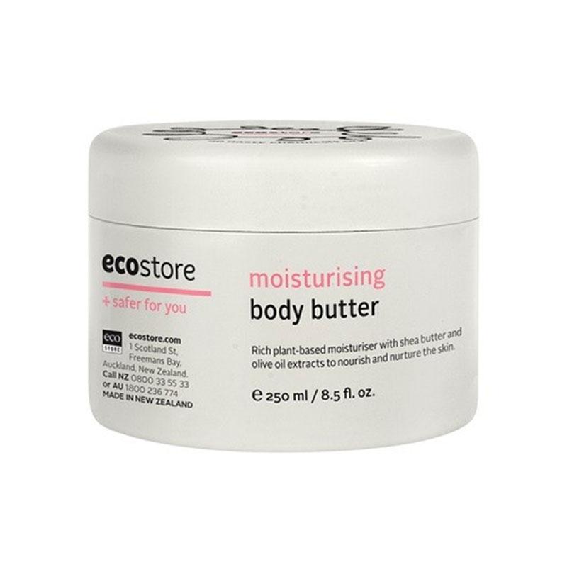 ecostore 純天然植物潤膚乳身體黃油250ml 植物滋養 不油膩