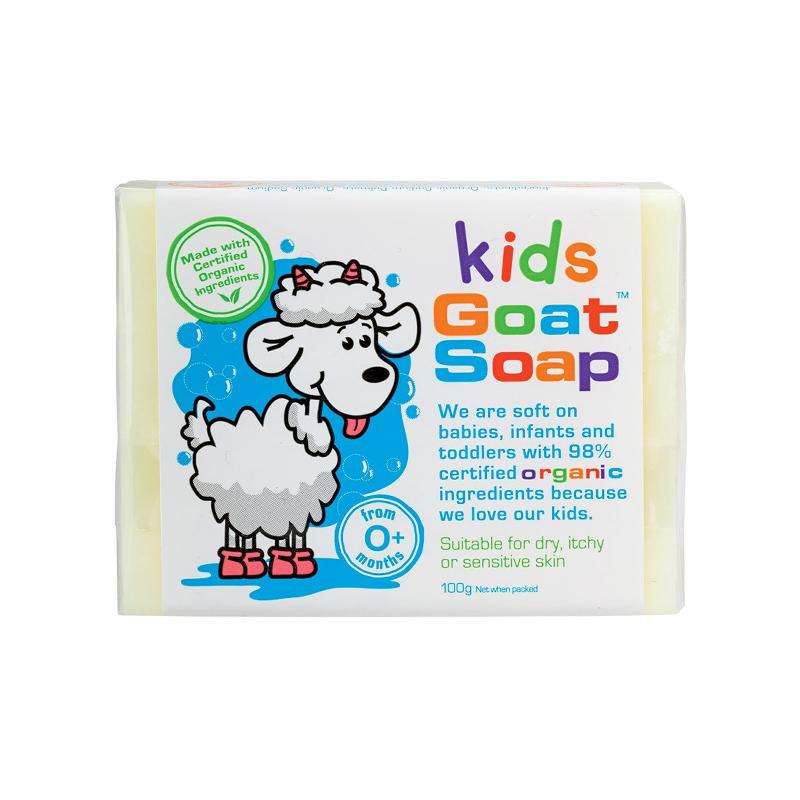 Goat Milk 儿童羊奶皂 100g
