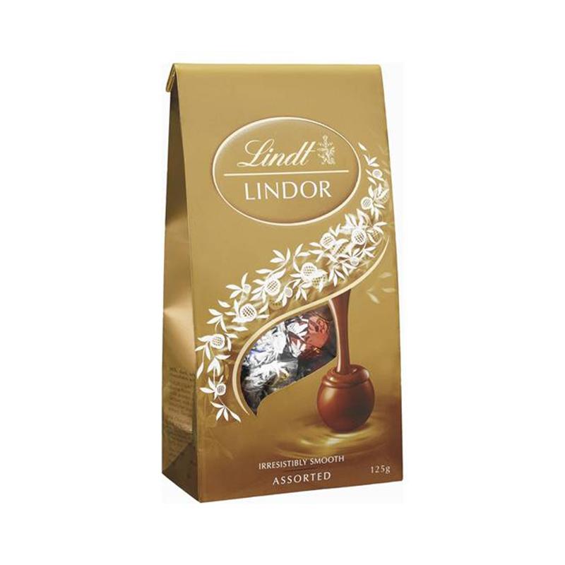 Lindt瑞士蓮 巧克力混合裝 125g