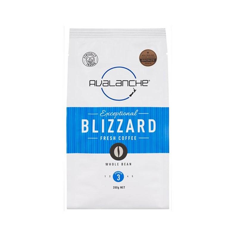 Avalanche 天然有機咖啡豆 200g