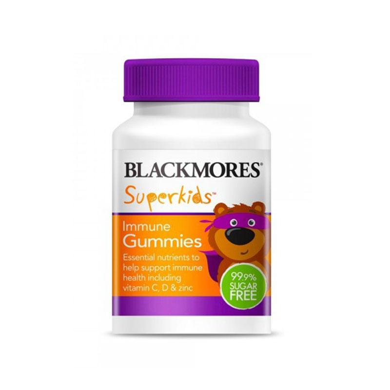 Blackmores 澳佳寶超級兒童兒童提高免疫力軟糖 60粒