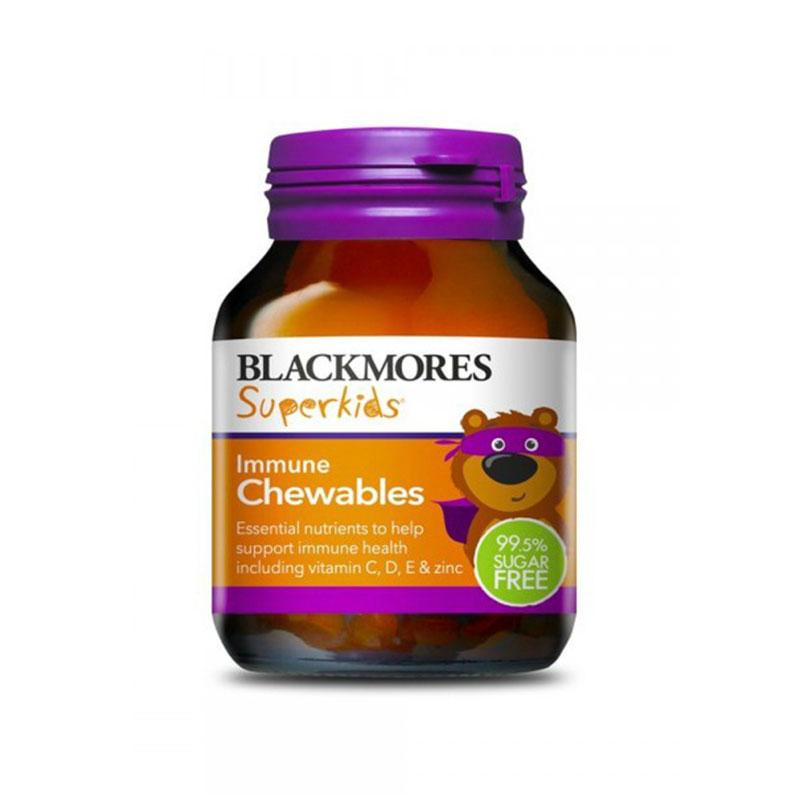 Blackmores 澳佳寶超級兒童免疫力咀嚼片 60片