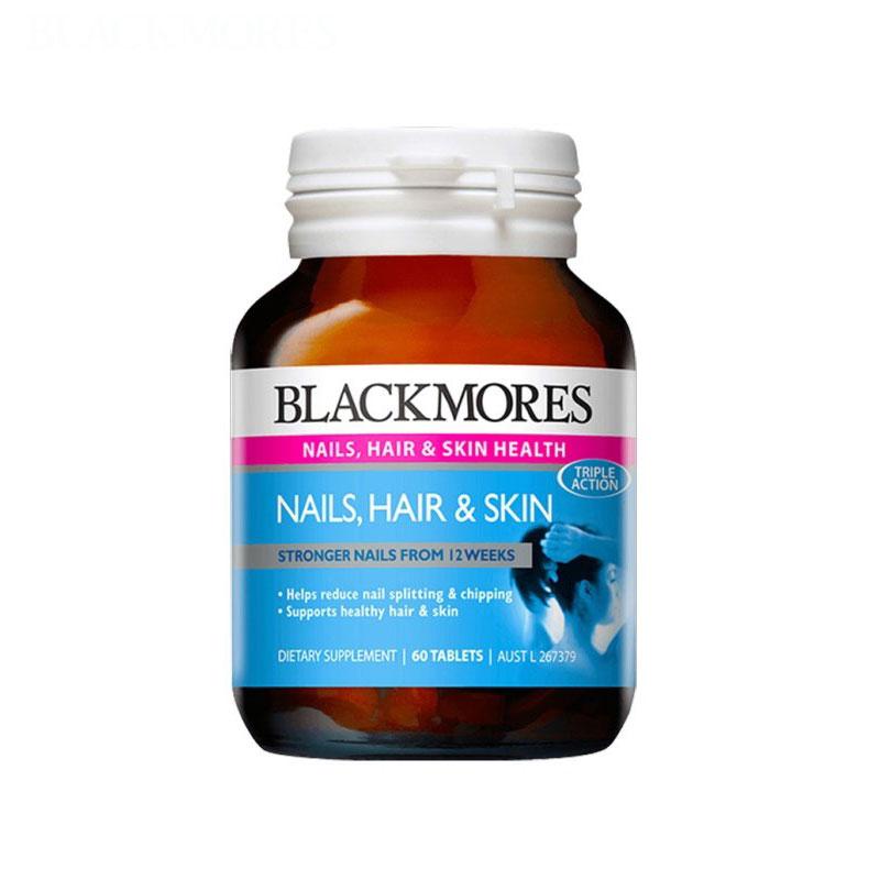 Blackmores 澳佳寶 膠原蛋白片 60粒 美膚護發亮甲