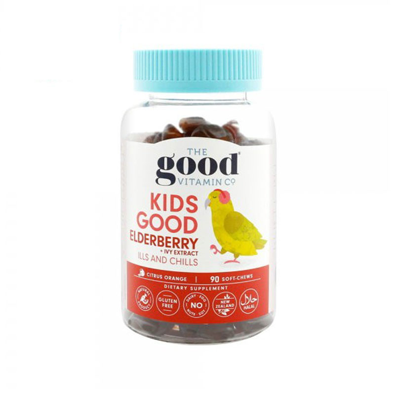 The Good Vitamin Co 兒童提升免疫力抵抗力軟糖 90粒