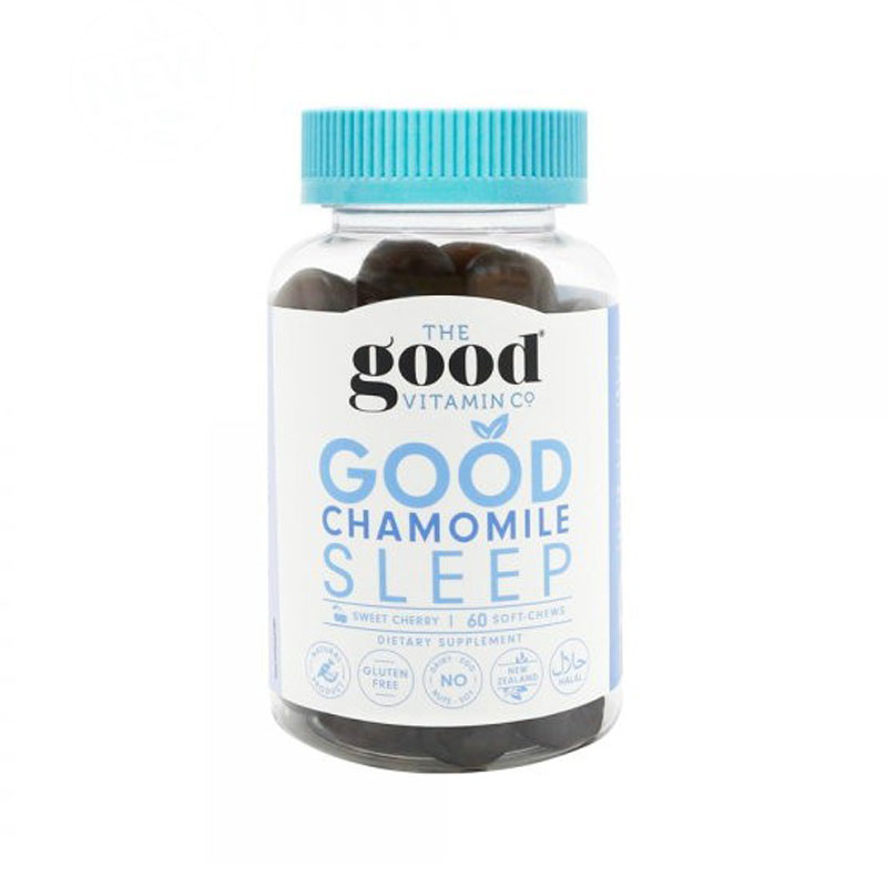 The Good Vitamin Co 成人安睡助眠軟糖 60粒