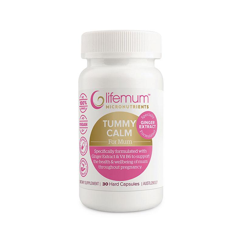 Lifemum 腸胃舒緩膠囊 30粒 緩解孕吐