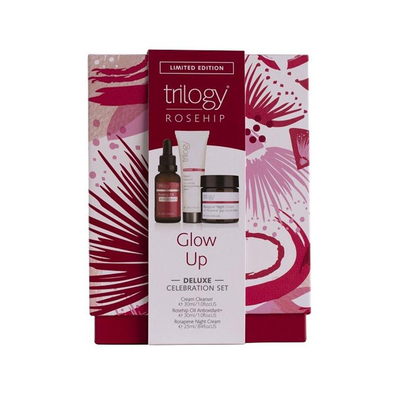 Trilogy 趣樂活 強效抗氧化玫瑰果系列限量晚霜套裝