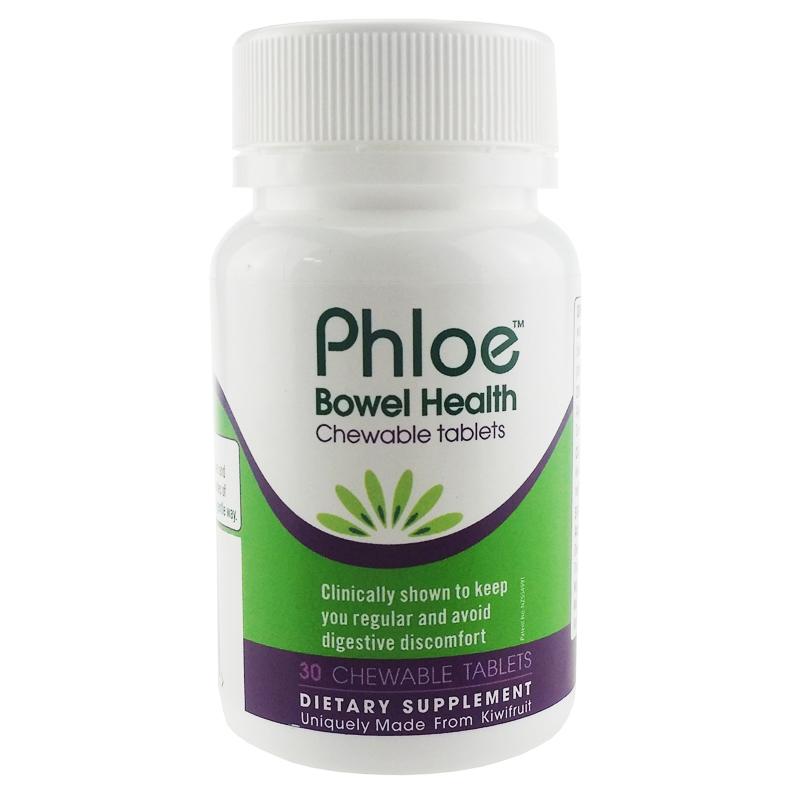 Phloe 腹樂 腸胃益生原咀嚼片 30片