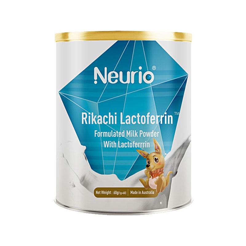 Neurio 紐瑞優 嬰幼兒乳鐵蛋白粉 藍鉆版 1g*60袋