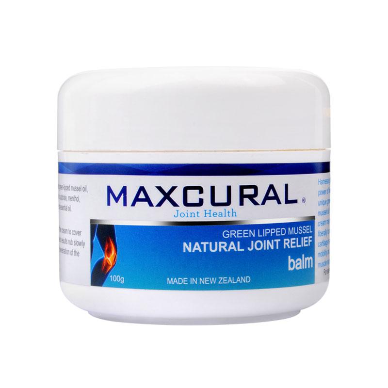 Maxcural 邁可樂 關節修復膏-家庭裝 100g