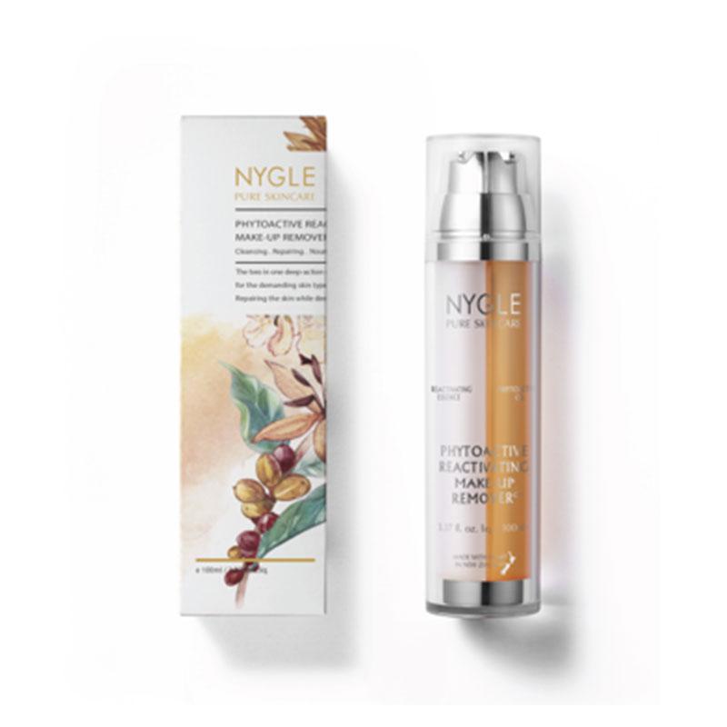 NYGLE 旎高植賦煥膚雙管卸妝精華 100ml