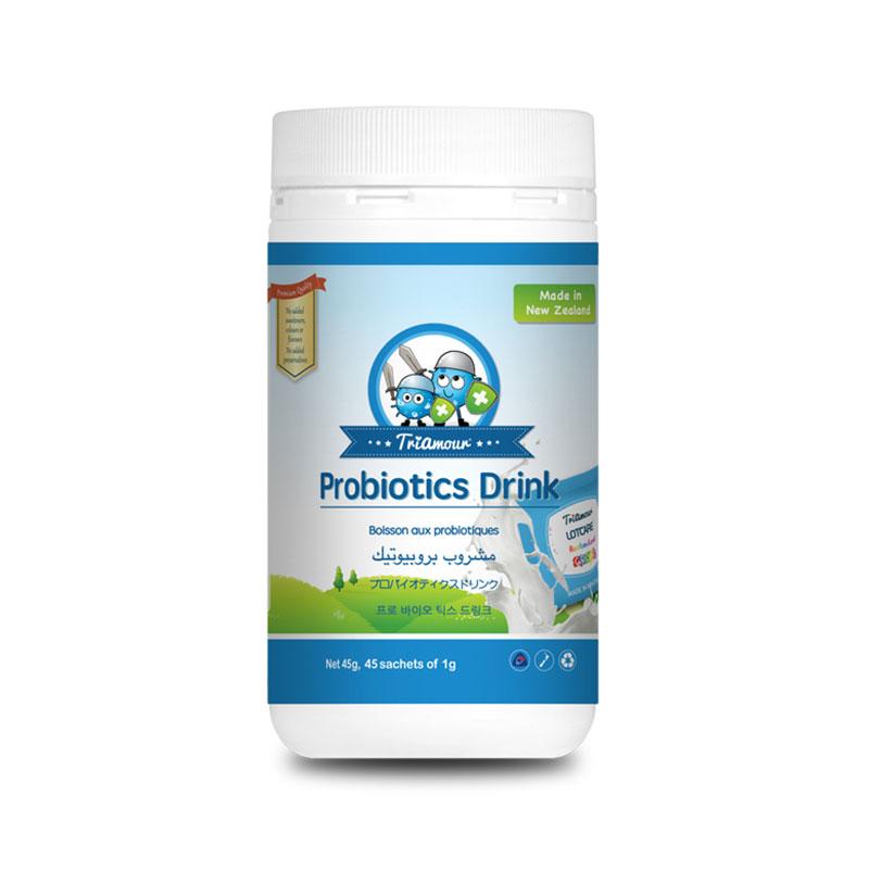 Triamour 多愛寶 益生菌補充劑 1g*45袋 調節腸胃